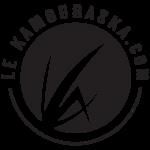 Le Kamouraska point com Logo noir