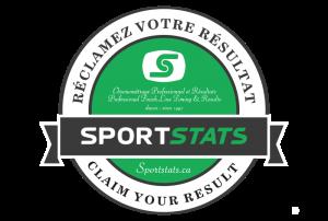 Sportstats chronométreur résultats Course de la rivière Ouelle