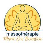 Massotherapie Marie-Eve Beaulieu - Logo