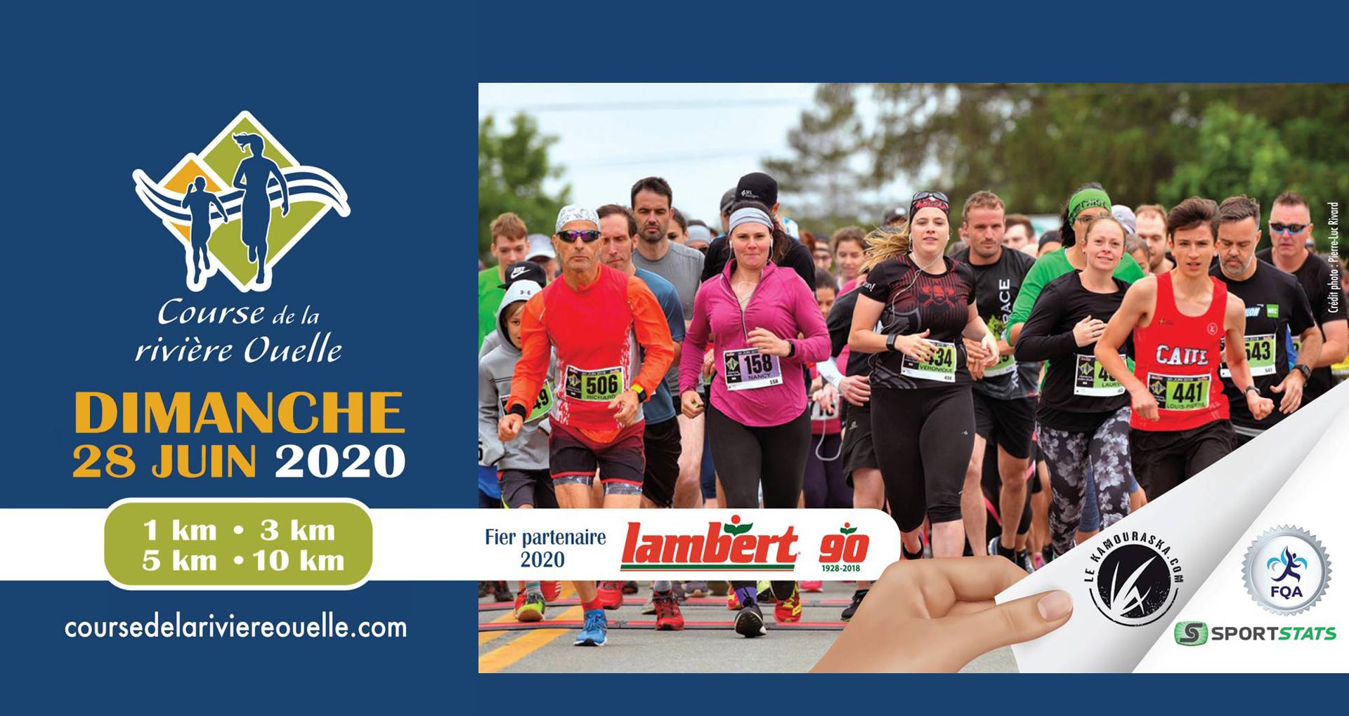 Course Riviere Ouelle 2020